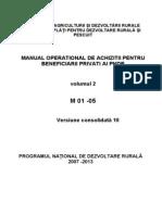 Manual Operational Achizitii Benef Privati v10 Vol2