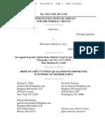 13-11-12 Qualcomm Brief Re. Appeal of Apple v. Motorola Wisconsin FRAND Dismissal