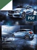 A Class e Brochure