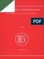 Psichiatria / Informazione - n°44 - Requiem Per Thomas Szasz