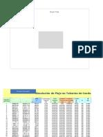 diseño tubo de impulsion PTAR plan 3000 AQUA SYSTEMSt