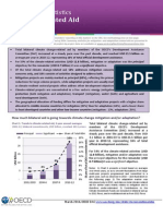 Climate change-related Aid - OECD DAC statistics