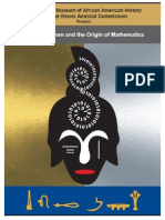 Women and the Origin of Mathematics in Africa