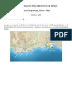 Casas de Playa en Asia del Sur. Lima-Peru