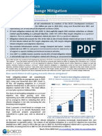 Aid to Climate Change mitigation - OECD DAC statistics