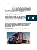 Atlanta Truck Driving Jobs Look Forward to NASCAR's Decision