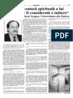 [Articol]Stanescu Interviu Robert Scagno