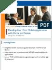 SAP Portal on Device