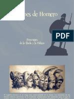 Héroes de Homero
