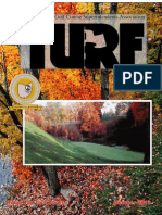 Northern Ohio GCSA Newsletter October 2013