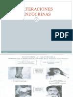 Alteraciones End - Tema 1 Hasta Hipoparatiroidismo