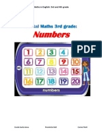 Numbers and Mental Arithmetic 3d-4th Grade