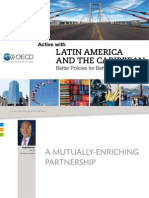 Active with Latin America and the Caribbean