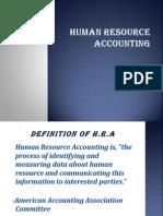 Human Resource Accounting-final