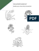 0 Fisa Flori de Primavara