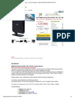 PC Factory • Tu centro tecnológico • NANO-40i.Intel.Atom.D2700..2Gb..320..TM...
