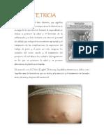 Concepto de Obstetricia