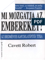 Cavett.robert.mi.Mozgatja.az.Embereket Bit Book