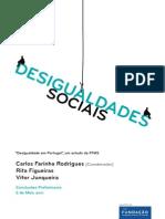 Desiguldades Sociais