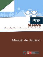 Manual - Siseve