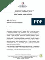 Seminario Internacional CUR v.2