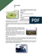 Reservas y Parques Del Ecuador