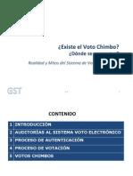 Sobre El Voto Chimbo