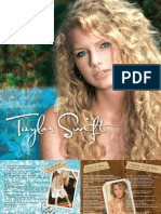 Digital Booklet - Taylor Swift