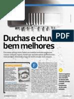Revista Proteste - Teste Duchas e Chuveiros (05-2012)