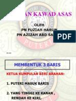 Arahan Kawad Asas