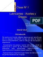 clase Nº1 lubricantes