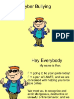 IDC Report(Cyber Bullying)