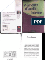 Mémento d'audit interne -[wWw.Worldmediafiles.CoM]
