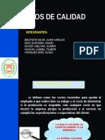 COSTOS DECALIDAD