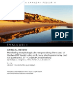 Critical Review Evaluasi 1 PKP IV - PWK ITS