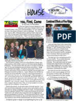 House of friends Newsletter July 2009