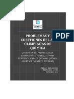 Problemas de enlace y propiedades,química orgánica y nuclear , Vol 10 (2011) - pag 161 - Sergio Menarges & Fernando Latre