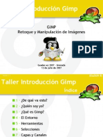 Taller Intro Gimp