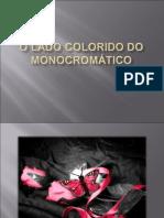 O lado colorido do monocromático
