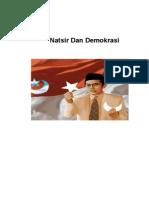 Natsir Dan Demokrasi II