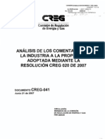 D-041 Calidad Del Gas Natural Inyectado Al Sistema Nacional de Transporte (1)