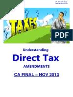 Dt CA Fnl 2013 Nov Amndments