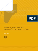 Sectorial Energia- GN- GLP_Web Sspd 2010