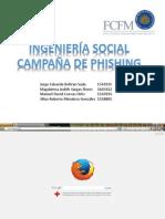 Campaña de Phishing