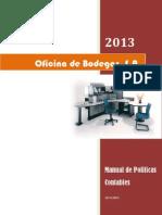 Manual Politicas Contables NIIF PYMES