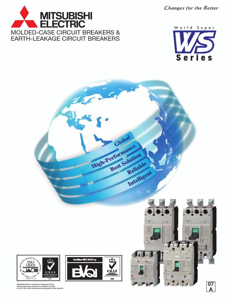MCCB ELCB Catalogue | Switch | Relay
