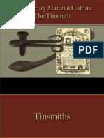 Tools - Tinsmithing