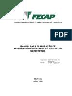 Manual Referencias Bibliograficas