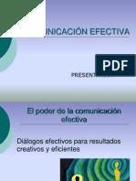 La Comunicacion Efectiva = Jr en Ppt