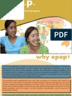 epop e-brochure